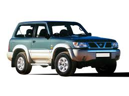 E B Tolley - Nissan Patrol Wagon 1997 – 2004