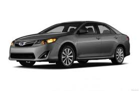 E B Tolley - Toyota Camry Hybrid 2011 – on