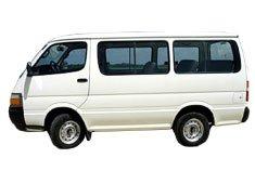 E B Tolley - Toyota Hiace Van LWB ZR/ZL1996-2005