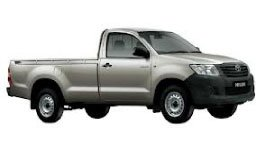 E B Tolley - Toyota Hilux Single Cab SR 2005 – on