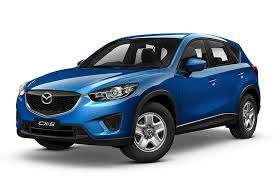 E B Tolley - Mazda CX-5 Wagon 2012 – on