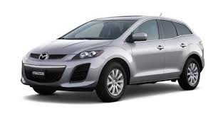 E B Tolley - Mazda CX-7 Wagon 2006 – on