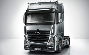 E B Tolley - Mercedes Truck