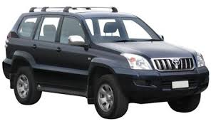 E B Tolley - Toyota Prado Wagon 120 Series 2003 – 2009