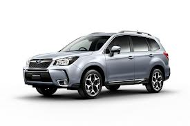 E B Tolley - Subaru Forester Wagon 2013 – on
