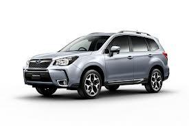 E B Tolley - Subaru Forester Wagon 2013 – 2018