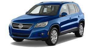 E B Tolley - Volkswagen Tiguan Wagon 2013 – on