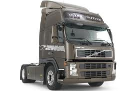 E B Tolley - Volvo Trucks