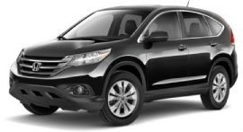 E B Tolley - Honda CR-V Wagon 30 2012 – on