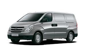 E B Tolley - Hyundai iLoad Van TQ 2008 – on