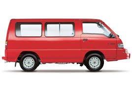 E B Tolley - Mitsubishi  L300 1985 – on