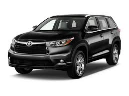 E B Tolley - Toyota Highlander/Kluger 7 Seat Wagon 2014 – on
