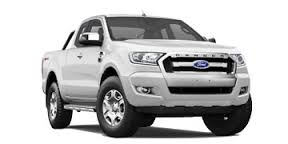 E B Tolley - Ford Ranger XL/XLT PX2 2016 – on