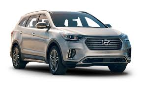 E B Tolley - Hyundai Santa Fe Wagon 2012 – 2018