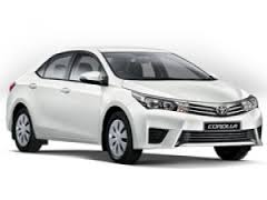 E B Tolley - Toyota Corolla Sedan 2014 – 2019