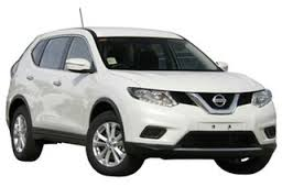 E B Tolley - Nissan X-Trail T32 2014 – on